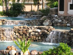 Commercial Pool #040 by Fountain Pools and Water Features