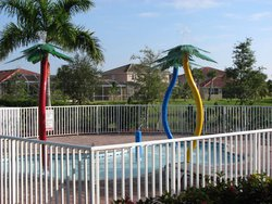 Commercial Pool #048 by Fountain Pools and Water Features
