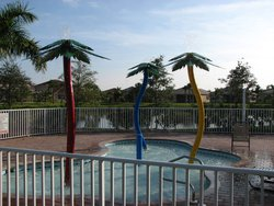 Commercial Pool #053 by Fountain Pools and Water Features