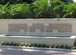 Custom Feature #011 by Fountain Pools and Water Features