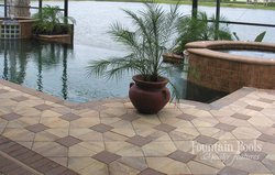 Finishing Touch #005 by Fountain Pools and Water Features