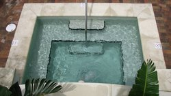 Finishing Touch #034 by Fountain Pools and Water Features