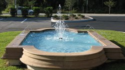 Fountain #011 by Fountain Pools and Water Features