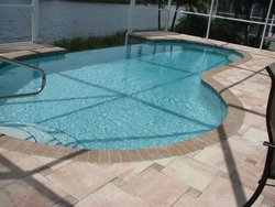 Residential Pool #013 by Fountain Pools and Water Features