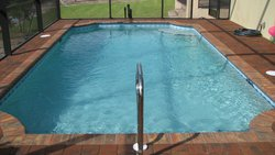 Residential Pool #025 by Fountain Pools and Water Features