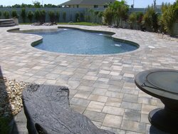 Residential Pool #045 by Fountain Pools and Water Features