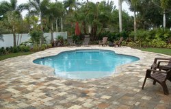 Residential Pool #046 by Fountain Pools and Water Features