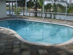 Residential Pool #051 by Fountain Pools and Water Features