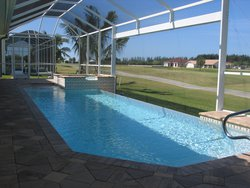 Residential Pool #053 by Fountain Pools and Water Features