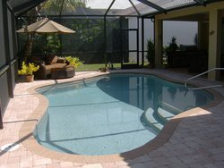 Residential Pool #063 by Fountain Pools and Water Features
