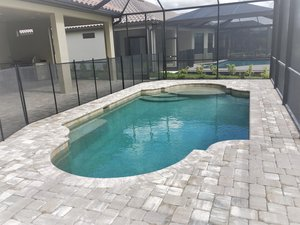 Residential Pool #080 by Fountain Pools and Water Features