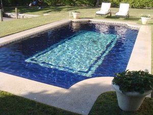 Residential Pool #106 by Fountain Pools and Water Features