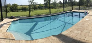 Residential Pool #108 by Fountain Pools and Water Features