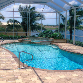 Swimming Pool Construction Southwest Florida Pool Builder Southwest Florida Fountain Pools