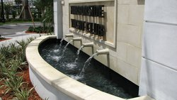 Commercial Pool #017 by Fountain Pools and Water Features