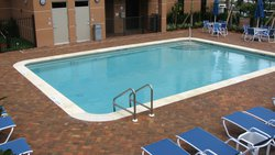 Commercial Pool #018 by Fountain Pools and Water Features
