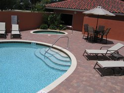 Commercial Pool #021 by Fountain Pools and Water Features