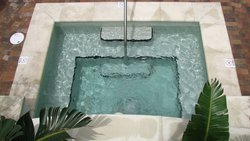 Commercial Pool #025 by Fountain Pools and Water Features