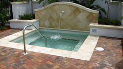 Commercial Pool #029 by Fountain Pools and Water Features
