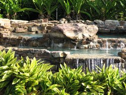 Commercial Pool #041 by Fountain Pools and Water Features