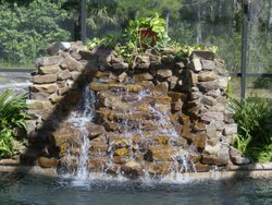 Custom Feature #021 by Fountain Pools and Water Features