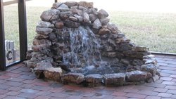 Custom Feature #026 by Fountain Pools and Water Features