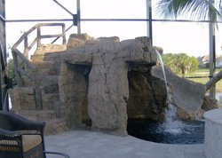 Custom Feature #034 by Fountain Pools and Water Features