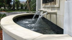 Custom Feature #037 by Fountain Pools and Water Features