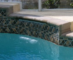 Custom Feature #043 by Fountain Pools and Water Features
