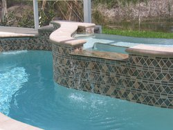 Custom Feature #044 by Fountain Pools and Water Features