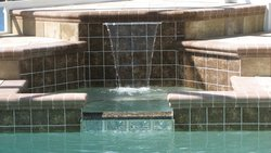 Custom Feature #045 by Fountain Pools and Water Features