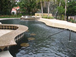 Custom Feature #053 by Fountain Pools and Water Features