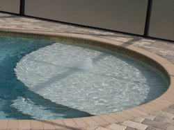 Custom Feature #058 by Fountain Pools and Water Features