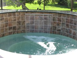 Custom Feature #061 by Fountain Pools and Water Features