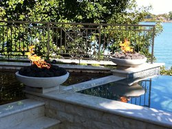 Custom Feature #079 by Fountain Pools and Water Features