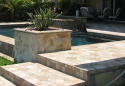 Custom Feature #086 by Fountain Pools and Water Features
