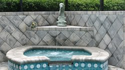 Custom Feature #094 by Fountain Pools and Water Features