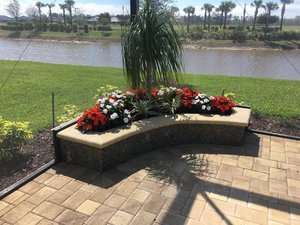 Custom Feature #122 by Fountain Pools and Water Features