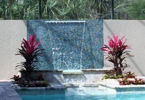 Custom Feature #135 by Fountain Pools and Water Features