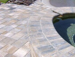Finishing Touch #003 by Fountain Pools and Water Features