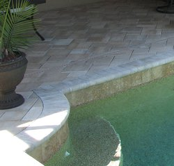 Finishing Touch #047 by Fountain Pools and Water Features