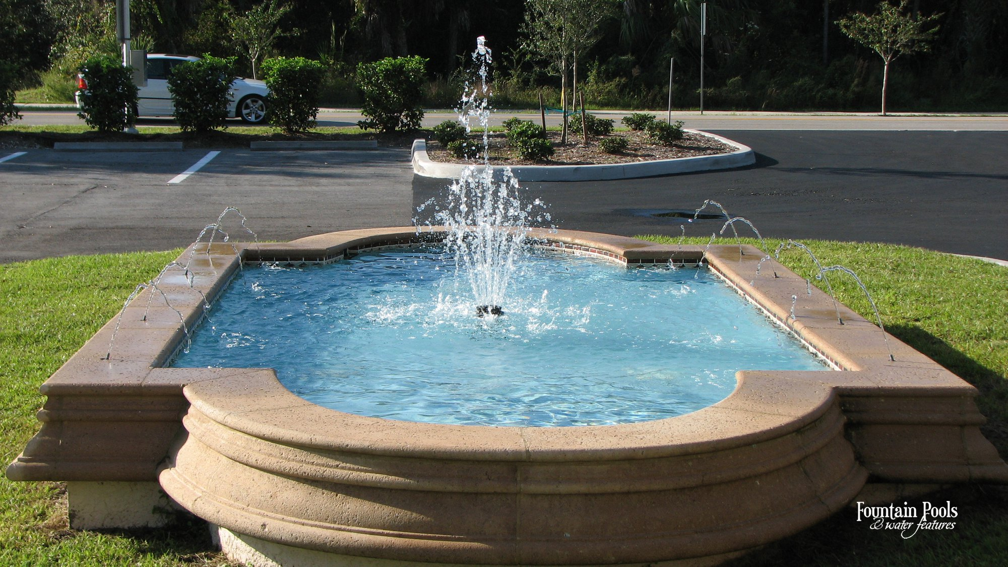... Fountain #011 By Fountain Pools And Water Features ...