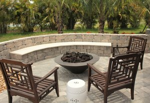Outdoor Living #026 by Fountain Pools and Water Features