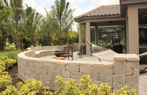 Outdoor Living #030 by Fountain Pools and Water Features
