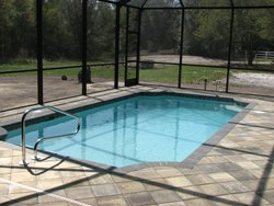 Residential Pool #019 by Fountain Pools and Water Features