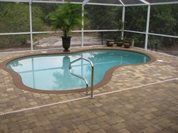 Residential Pool #028 by Fountain Pools and Water Features