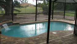 Residential Pool #030 by Fountain Pools and Water Features