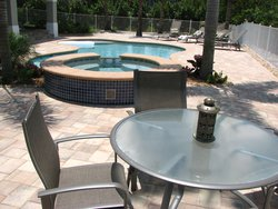 Residential Pool #031 by Fountain Pools and Water Features