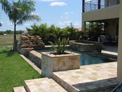 Residential Pool #049 by Fountain Pools and Water Features