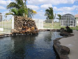 Residential Pool #059 by Fountain Pools and Water Features